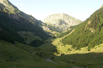 à la campagne du Pays basque