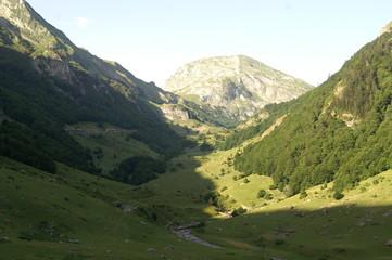 La campagne au Pays basque