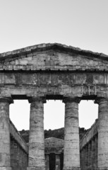 Italy, Sicily, Segesta, Greek Temple