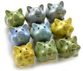 Spargris Piggy bank Hucha Salvadanaio Spardose Копилка