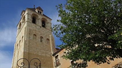 Torre del gallo en Basilica de San Isidoro Leon