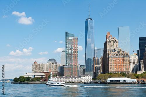 Une sortie à New York Poster