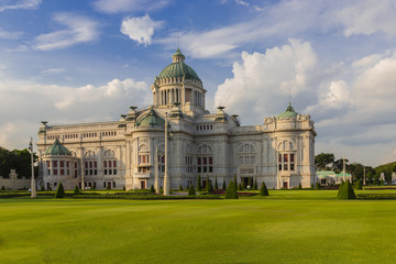 The Ananta Samakhom Throne Hall Museum in Palace,Thailand