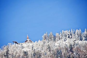 스위스의 풍경