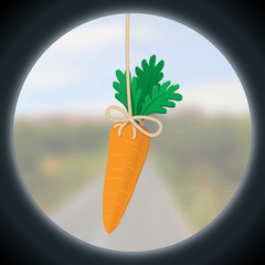 Motivation carrot shows you the way.