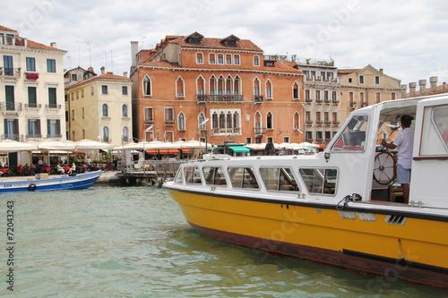 Wenecja, widok od strony laguny.