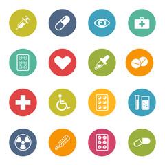 Medicine Health Icons Iconset