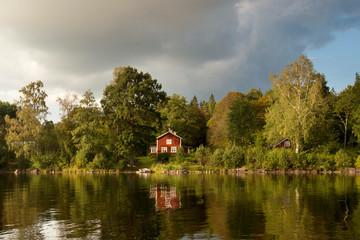 See Klockesjön -Südschweden