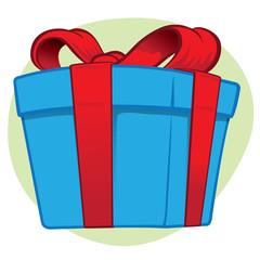 Object gift box