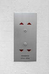 Aufzug Rufknöpfe