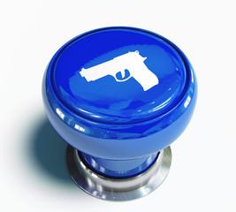 Pulsante logo pistola
