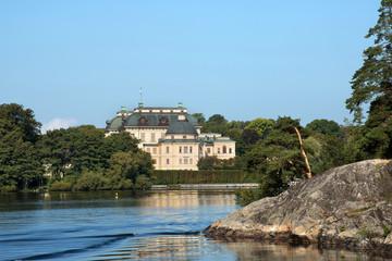 Drottningholm Palace, Stockholm Sweden