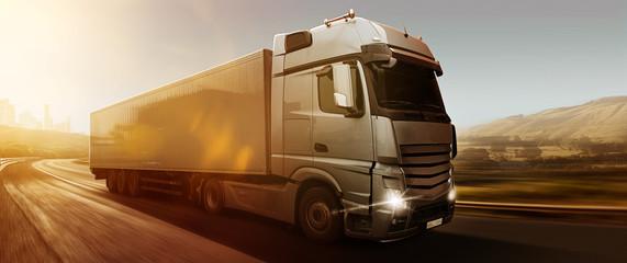 Tir ciężarówka panorama motoryzacja