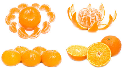 natural mandarines