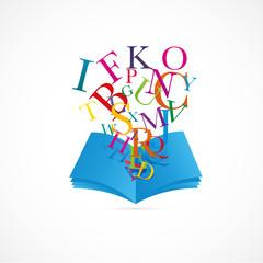 livre et alphabet