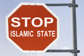 red stop islamic state II
