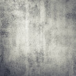 Gray concrete wall, square background texture