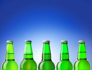 beer bottle green