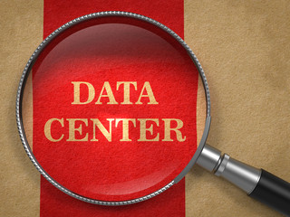 Data Center through Magnifying.