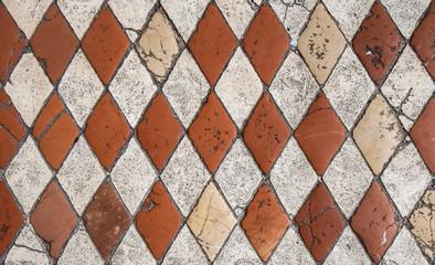 grunge tiled background
