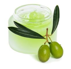 Green olive cream
