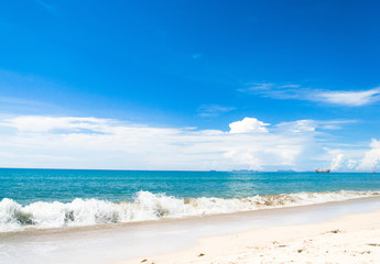 White Sand Sands of White