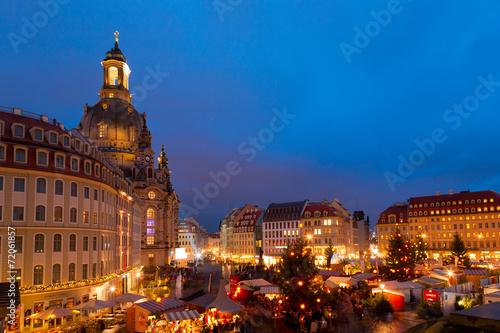 Papiers peints Con. Antique Weihnachtsmarkt in Dresden