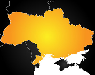 Ukraine in Orange