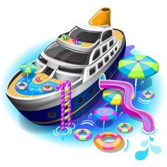 Travel Cruise Vacation
