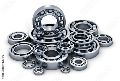 Collection of ball bearings - 72067495