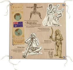 Australia - Pictures of Life, Aboriginals