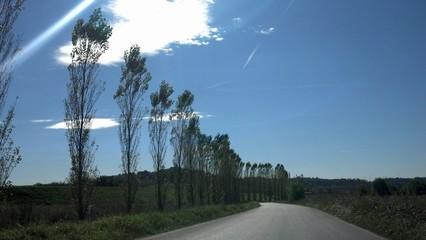 strada per il paradiso