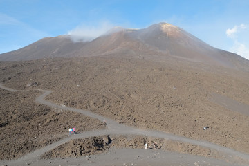 Etna South-East Crater, Sicily