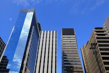 Sao Paulo, Brazil - Paulista Avenue buildings