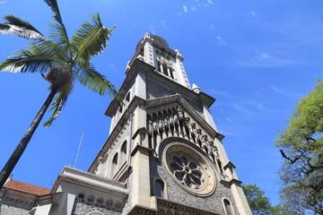 Sao Paulo, Brazil - Consolacao Church