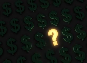 Bright Question On Shady Finances