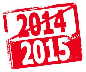 Jahreswechsel  2014/2015