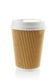 Fototapety Paper take away coffee cup