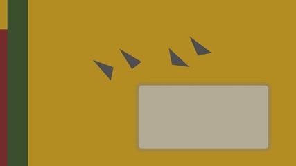 shapes screensaver