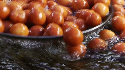 Turkish Donut Lokma