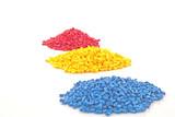 Kunststoffgranulate