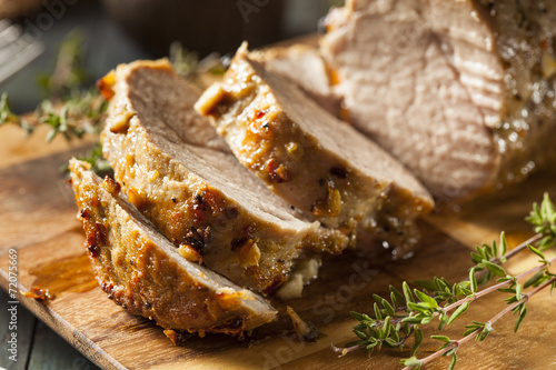 Homemade Hot Pork Tenderloin - 72075669
