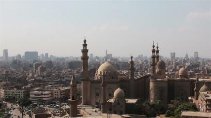 Mosque-Madrassa of Sultan Hassan. Cairo. Egipt. Zoom.