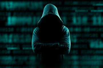 Internet thief lurking