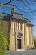 canvas print picture - Schlosskirche Liebenburg (Niedersachsen)