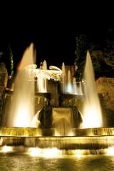 Villa d'Este di notte -Tivoli-