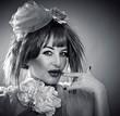 girl clown-female 20sw