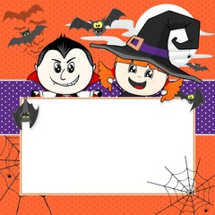 halloween invitation background