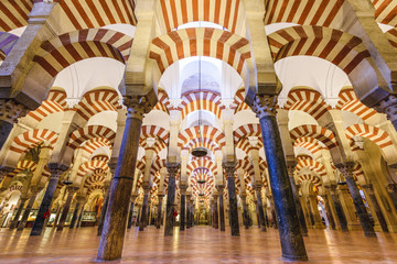 Mosque-Cathedral of Cordoba, Spain