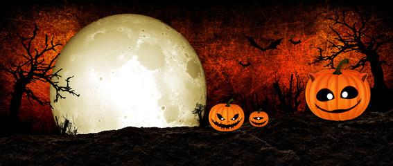 Halloween Festival Background